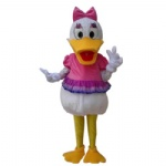 Donald Duck Mascot Cartoon Costume