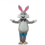 rabbit mascot cartoon costumes