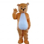 Honey Bear Adult Mascot