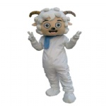 Pleasant Sheep Adult Mascot costumes