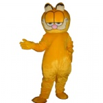 Disney cartoon character Garfield cat mascot costumes fancy dress