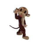Monkey cartoon mascot costumes
