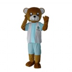 dog cartoon character mascot costumes