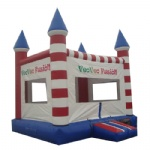 USA inflatable castle