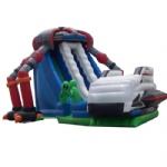 Alien Trespass/ Alien Intrusion inflatable slide