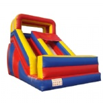 primary inflatable slide