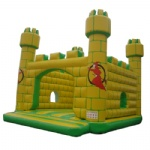 witch inflatable castles
