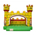 puss boots inflatable castles
