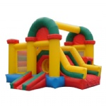 tunnel inflatable bouncer house