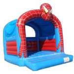 spider man inflatable bouncer