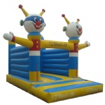 Robot/ cartoon inflatable bouncer