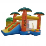 Tropical Jungle inflatable combo