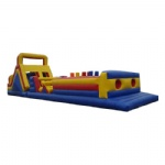 children playground inflatable obstacle/ inflatable interactive