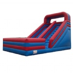 classic dry & wet inflatable slide