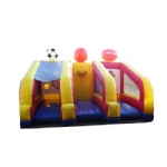 inflatable sport game three sports