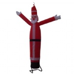inflatable santa clause sky dancer