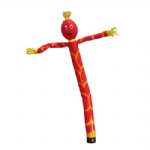 inflatable single leg sky dancer