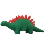inflatable dinosaur advertising cartoons