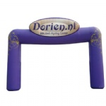 inflatable arches gate for activity
