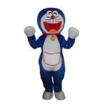 Adult Doraemon cartoon character fancy dress Mascot costumes