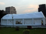 IT-142-white air tight outdoor inflatable tents for party, event and sports
