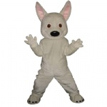 Bolt cartoon character Disney Mascot costumes