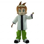 Ben 10 cartoon character costumes