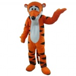 Jump Tigger Disney Mascot Costume for adult