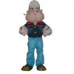 Popeye Disney mascot costume for adult