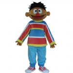 Sesame Street mascot costume for adult