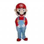 Super Mario Mascot Costume for adult