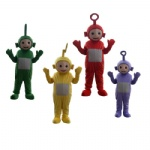 the teletubbies Mascot Costume for adult