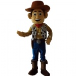 Toy story chartacter Sherif  Woody Disney Mascot Costume for adult