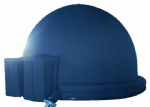 double door portable planetarium dome manufactory in China