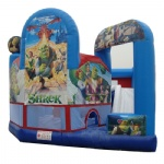 Shrek bounce castle combo 3 in 1
