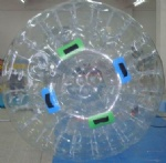 inflatable zorb ball orbit game
