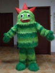 Gabba Brobee moive character costume cartoon costume