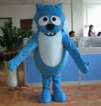 Toodee costumes for adult-cartoon character of YO GABBA GABBA