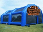 PB-004-new mobile Inflatable Paintball Arena