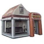 small mobile inflatable party pub house from China for sale