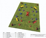 paintball bunker field for sale