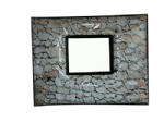paintball bunker wall with window