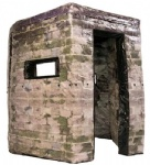 inflatable paintball bunker pillbox