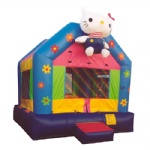 Hello kitty inflatable bouncer,Bounce House