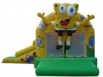 sponge bob inflatable bouncer house