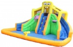 sponge bob inflatable water slide