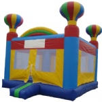 inflatable jumpers /balloon inflatable bounce house