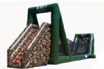 IS-113-inflatable portable zip line for party rental
