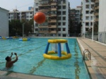 inflatable water basketball  water basketball  inflatable basketball court