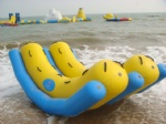 NEW inflatable teeter totter